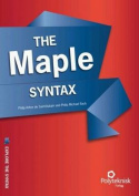 The Maple Syntax