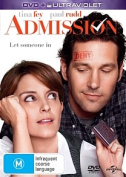 Admission UV [DVD_Movies] [Region 4]