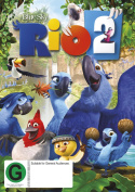 Rio 2 [DVD_Movies] [Region 4]