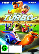 Turbo [DVD_Movies] [Region 4]