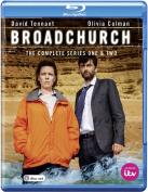 Broadchurch: Series 1 and 2 [Region B] [Blu-ray]