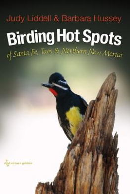 Free download Birding Hotspots of Santa Fe, Taos, and Northern New Mexico PDF