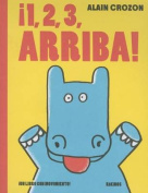 1,2,3 Arriba! [Board book] [Spanish]