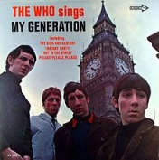 Who Sings My Generation [Remastered] [LP]
