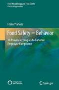 Food Safety Behavior