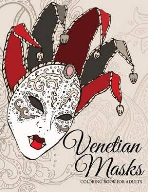 Venetian Masks Celeste Von Albrecht