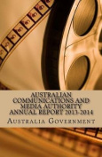 Australian Communications and Media Authority Annual Report 2013-2014