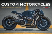 Bike EXIF Custom Motorcycles Calendar 2016