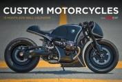 Bike EXIF Custom Motorcycles Calendar 2016