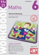 11+ Maths Year 5-7 Workbook 6
