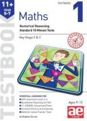 11+ Maths Year 5-7 Testbook 1