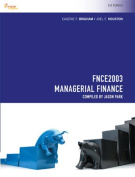 CP1028 - FNCE2003 Managerial Finance