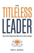 The Tilteless Leader