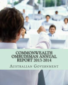 Commonwealth Ombudsman Annual Report 2013-2014