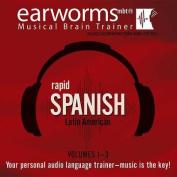 Rapid Spanish (Latin American), Volumes 1 - 3 [Audio]