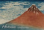Hokusai Book of Postcards AA872