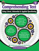 Comprehending Text Using Literal/Inferential/Applied Quest-2