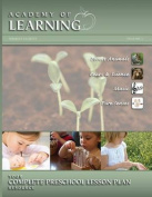 Academy of Learning Your Complete Preschool Lesson Plan Resource - Volume 7
