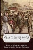 Rip Van Winkle (Illustrated)