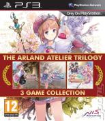 The Arland Atelier Trilogy [Region 2] [Blu-ray]