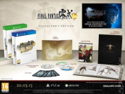Final Fantasy Type-0 HD - FR4ME Limited Edition