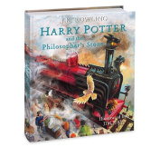 Illustrated Harry Potter and the Philosopher's Stone