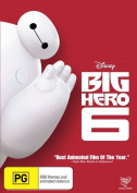 Big Hero 6 [Region 4]