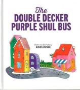 Double Decker Purple Shul Bus - Muchnik
