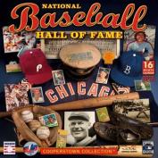 National Baseball Hall of Fame Calendar