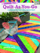 Learn to Quilt-As-You-Go