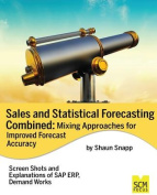 Sales and Statistical Forecasting Combined