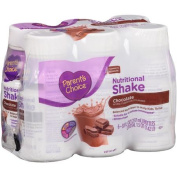 Parent's Choice Chocolate Nutritional Shake, 240ml, 6 count