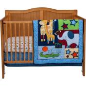 Riegel Ready Set Go 3-Piece Crib Bedding Set