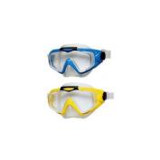 Intex Recreation 55981 Silicone Aqua Pro Mask Assorted Colours