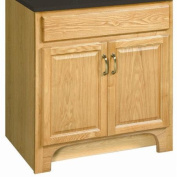 Design House 541144 Richland 80cm Wood Vanity Cabinet Only