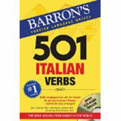 501 Italian Verbs [With CDROM]