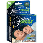 Silent Snooz with Soothing Eucalyptus Anti-Snoring Aid