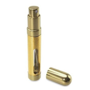 INSTEN Gold 12ml Travel Refillable Perfume Atomizer Refillable Pump Bottle For Spray Scent Pump Case
