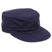 Rothco Adjustable Military Fatigue Cap, Navy Blue