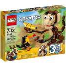 LEGO Creator Forest Animals Building Set