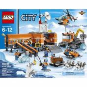 LEGO City Arctic Arctic Base Camp
