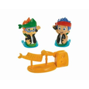 Fisher-Price Rock & Roll Bubble Guppies Gil & Nonny