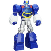 Playskool Transformers Rescue Bots Chase the Police-Bot Figure
