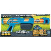 Atomic Double Barrel Power Popper