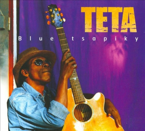 Blue Tsapiky [Digipak] by Teta.