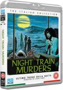Night Train Murders [Region B] [Blu-ray]