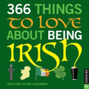 366 Things to Love about Being Irish