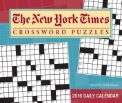 The New York Times Crossword Puzzles Daily Calendar