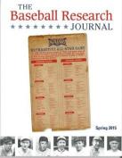 Baseball Research Journal (BRJ), Volume 44 #1