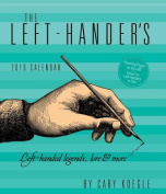 The Left-Hander's Weekly Planner Calendar